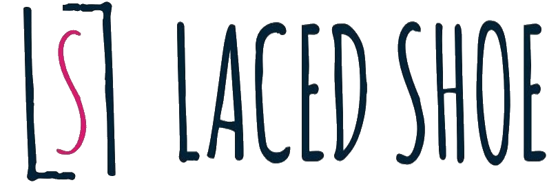 The Laced Shoe's logo